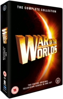 War of the Worlds: The Complete Collection, DVD  DVD