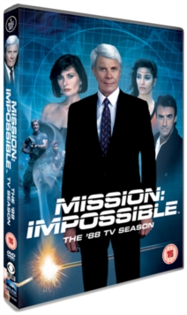 Mission Impossible: The 1988 TV Season, DVD