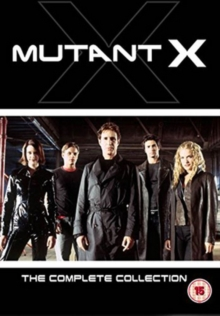 Mutant X: The Complete Collection, DVD