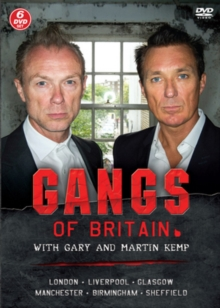 Gangs of Britain With Gary and Martin Kemp, DVD