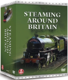 Steaming Around Britain, DVD