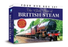 The Glory Days of British Steam, DVD