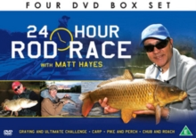 Matt Hayes: 24 Hour Rod Race, DVD