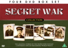 The Secret War, DVD