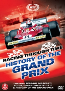 Racing Through Time: History of the Grand Prix, DVD  DVD