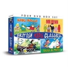 British Kids Classics: Mr Benn/King Rollo/Towser/Victor and Maria, DVD