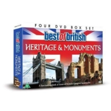 Best of British Monuments and Heritage, DVD