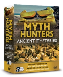 Myth Hunters: Ancient Mysteries, DVD