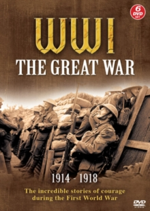World War I: The Great War, DVD