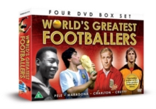 World's Greatest Footballers, DVD