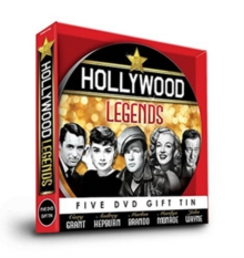 Hollywood Legends, DVD