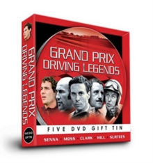 Grand Prix Driving Legends, DVD  DVD