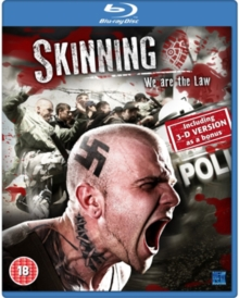 Skinning - We Are the Law, Blu-ray