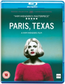 Paris, Texas, Blu-ray