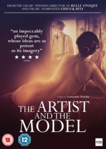 The Artist and the Model, DVD