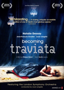 Becoming Traviata, DVD