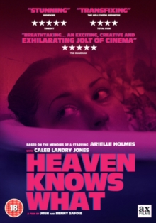 Heaven Knows What, DVD DVD