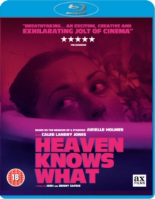 Heaven Knows What, Blu-ray