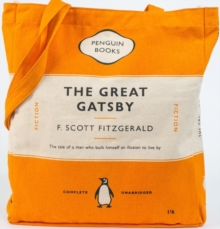 THE GREAT GATSBY BOOK BAG,