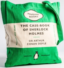 THE CASEBOOK OF SHERLOCK HOLMES BOOK BAG,