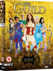 The Guild: Seasons 1 - 3, DVD