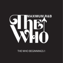 The Who Beginnings: 1, CD / Album