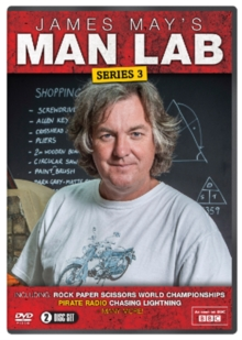 James May's Man Lab: Series 3, DVD