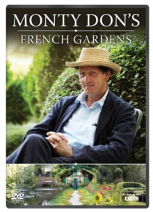 Monty Don's French Gardens, DVD  DVD