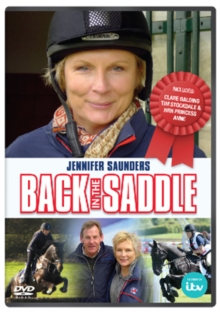 Jennifer Saunders - Back in the Saddle, DVD