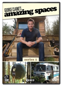 George Clarke's Amazing Spaces: Series 1, DVD  DVD