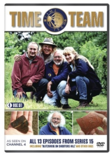 Time Team: Series 15, DVD
