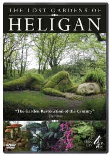 The Lost Gardens of Heligan, DVD