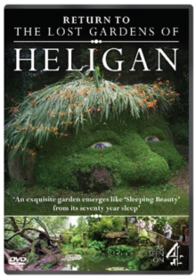 Return to the Lost Gardens of Heligan, DVD