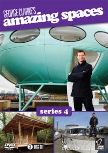 George Clarke's Amazing Spaces: Series 4, DVD