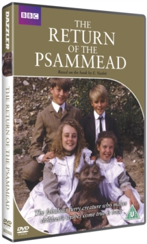 The Return of the Psammead, DVD DVD