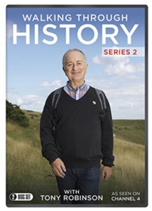 Walking Through History: Series 2, DVD  DVD