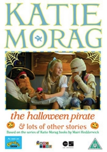 Katie Morag and the Halloween Pirate, DVD