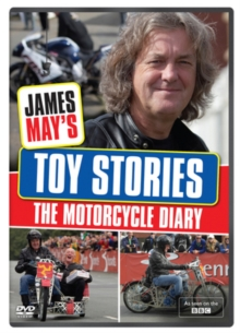 James May's Toy Stories: The Motorcycle Diary, DVD