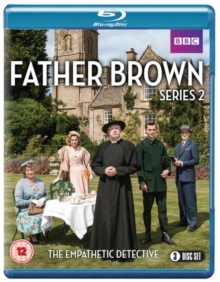 Father Brown: Series 2, Blu-ray
