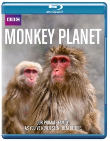 Monkey Planet, Blu-ray  BluRay