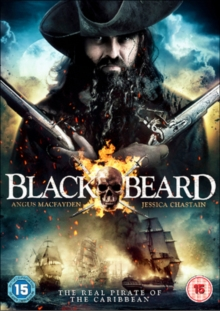 Blackbeard, DVD