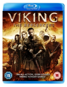 Viking - The Berserkers, Blu-ray