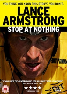 Stop at Nothing - The Lance Armstrong Story, Blu-ray