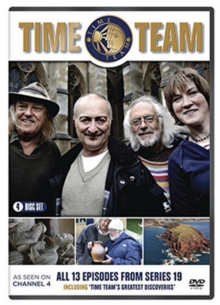 Time Team: Series 19, DVD