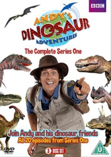 Andy's Dinosaur Adventures: Complete Series 1, DVD