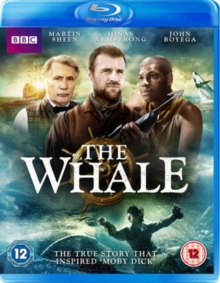 The Whale, Blu-ray BluRay