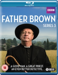 Father Brown: Series 3, Blu-ray