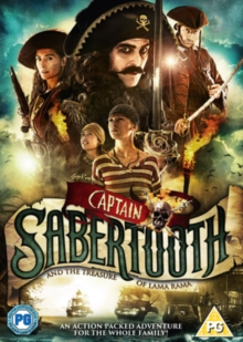 Captain Sabertooth and the Treasure of Lama Rama, DVD