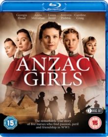 Anzac Girls, Blu-ray