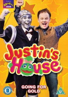 Justin's House: Going for Gold, DVD